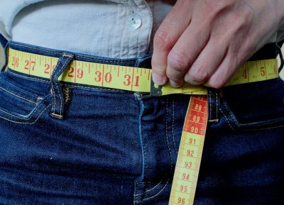 measuring your belt size